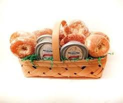 bagel gift basket bsket bagel and coffee gift baskets bagel gift basket