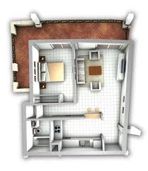 Small Studio Apartment Layout - Tiny studio apartment layout