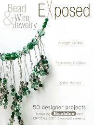 Designer Wire Jewelry Bead Wire Jewelry Exposed 50 Designer Projects Katie Hacker