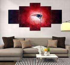 england patriots nfl canvas wall art