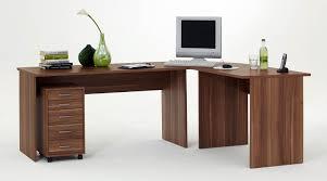 Tisch Winkelschreibtisch Schreibtisch Till Mit Rollcontainer In