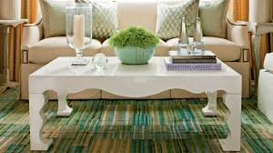 how to decorate a coffee table southern living centerpiece ideas for