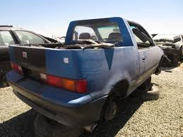 Junkyard Find: 1990 Geo Metro-amino Pickup - The Truth About Cars