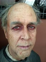 this is some amazing se makeup that i would use on odysseus when athena turns him into an old beggar man