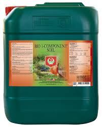 House And Garden Bio 1 Component Soil 10 Liter