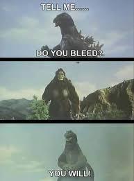 Godzilla vs Kong 2020 is gonna be like... - Album on Imgur