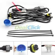35w 12v hid hi lo low bi xenon controller relay wiring harness Wiring Harness Controller image is loading 35w 12v hid hi lo low bi xenon brake controller wiring harness