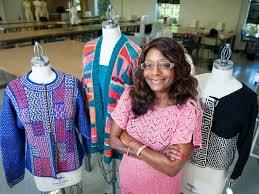 Msu Fashion Design Program Professor Of Fashion Design At Msu Holds Exhibition