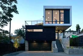 modular home design narrow lot modern house plans homes designs for narrows prefab l