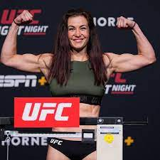 UFC: Miesha Tate means business after ...