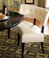 round bench seating. Wonderful Bench BanquetteBernhardt The Round Dining Table Admired For Its Ability To  Foster Intimate Conversation Has Finally Met Match This Curved Intended Round Bench Seating
