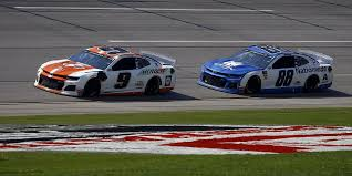 alex bowman did not have a top 10 finish this season until today his best finish ever