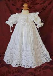 Free Crochet Christening Gown Patterns Cool Inspiration