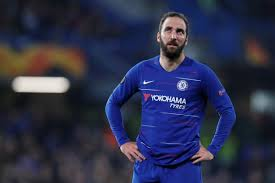 'if you want to create mess, i'm not the right person for you': Transfer Higuain Set To Return To Premier League With London Club Premier League London Clubs Chelsea Strikers