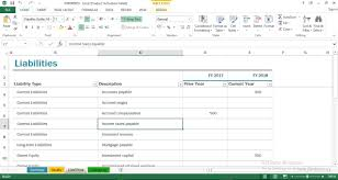 Simple Balance Sheet Excel 005 Template Ideas Balance Sheet Excel Unforgettable Free