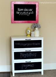 laminate furniture makeover. Laminate Dresser Makeover   Simplykierste.com Furniture R