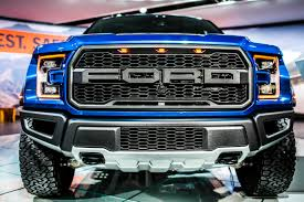 2018 Ford F-150 Raptor: Forceful Off-Roader Pickup - New on Wheels ...