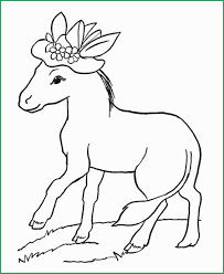 Printable Veterinarian Coloring Pages Best Of Free Printable Donkey