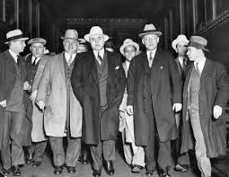 this family was once led by vito genovese frank costello and al capone being taken to federal prison in atlanta buy any two photos and get one for this new borderless photograph has been processed on premium