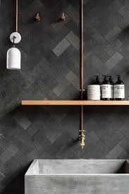 concrete bathroom best ideas on cement wonderful accessories australia sink nz tiles bathroom with post