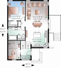 home office plan. Second Floor Of Small Home Office In A Split Level. Plan U