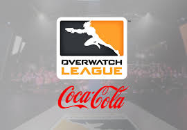 Overwatch League Finds Non Alcoholic Beverage In Coca Cola Esports