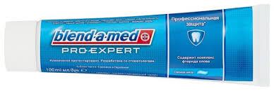 <b>Зубная паста Blend</b>-a-<b>med</b> Pro-Expert Свежая Мята — купить по ...