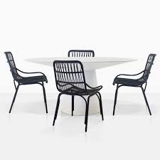 holly sydney outdoor dining set for 4