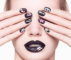How to do awesome and creative nail art designs in just five ...