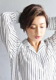 かきあげ前髪アップバングショート 92co 葛西祐介のブログ
