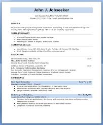 Software Engineer Resume Download Professional Resume Templates