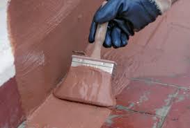 Membrana Liquida Terraza Transitable Color Roja Blanca Promo Pintura Impermeabilizar Terraza Transitable