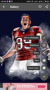 Watt, we have 25 images. Jj Watt Wallpaper For Android Apk Download