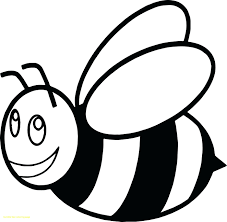 Bumble Bee Coloring Page 5965