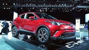 2018 toyota venza. Exellent 2018 2018 Toyota CHR Preview To Toyota Venza