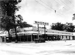 Florida Memory Rhodes Furniture Store on Thomasville Road