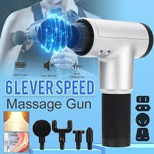 Max 3600 Rpm Massage Gun, 2020 <b>Upgraded</b> Percussion Massage ...
