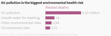 Air Pollution Is The Biggest Environmental Health Risk