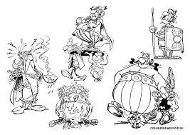 Malvorlage Asterix Und Obelix Malvorlagencr