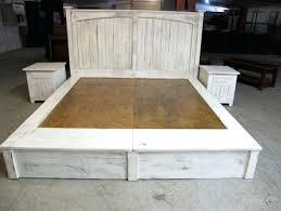 Ergonomic Build King Platform Bed King Platform Bed With Drawers