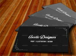 illustrator business card template 45 cool business cards psd eps illustrator format download