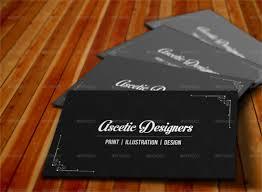 illustrator business card template 45 cool business cards psd eps illustrator format download