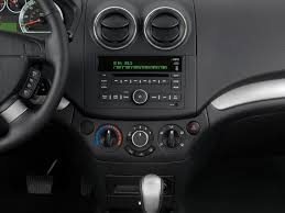 Image: 2010 Chevrolet Aveo 4-door Sedan LT w/1LT Instrument Panel ...
