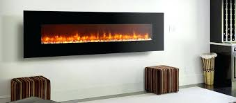 led electric fireplace by dynasty fireplaces firefly wall mounted