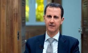 Image result for بشار اسد بازگشت سوریه به رهبری جهان عرب را رسماً اعلام کرد