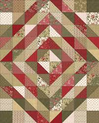 Best 25+ Layer cake quilts ideas on Pinterest | Layer cake ... & Moda Bake Shop: The Dark Side.or Not Layer Cake Quilt, tutorial Adamdwight.com