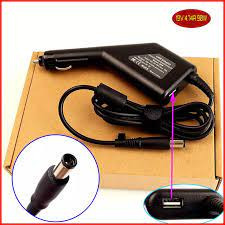 Laptop DC Power Car Adapter Charger 19V 4.74A 90W + USB Port for HP/Compaq  Presario CQ20 CQ30 CQ35 CQ40 CQ45 CQ50 CQ60|laptop monitor port|portlaptop  charger usb port - AliExpress