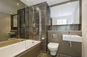 Interior 3D design of hotel toilet