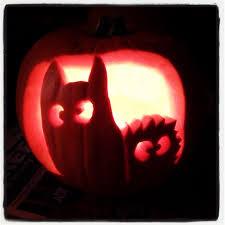 Totoro Pumpkin Designs Simple Totoro Pumpkin Carving Pumpkin Carving Halloween