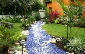 Small Picture Best 25 Dry Garden Design Brooke 25 Gorgeous Dry Creek Bed